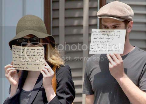 Anne Hathaway Copies Emma Stone Trend photo emma-stone-andrew-garfield-charity_zps4ded781f.jpg