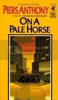 On a Pale Horse (Incarnations of Immortality - Book 1)