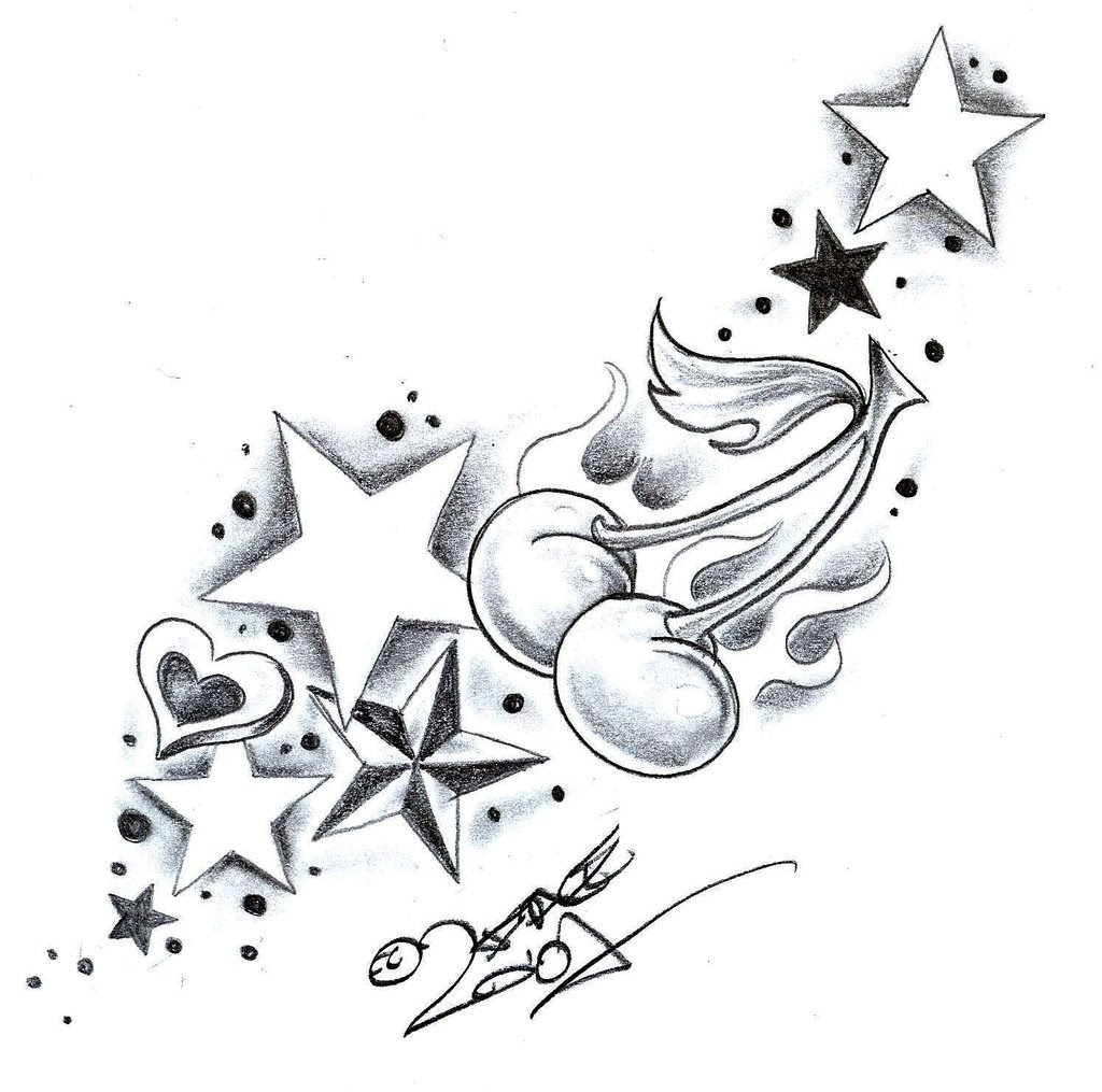 Free Stars Tattoos Download Free Clip Art Free Clip Art On Clipart