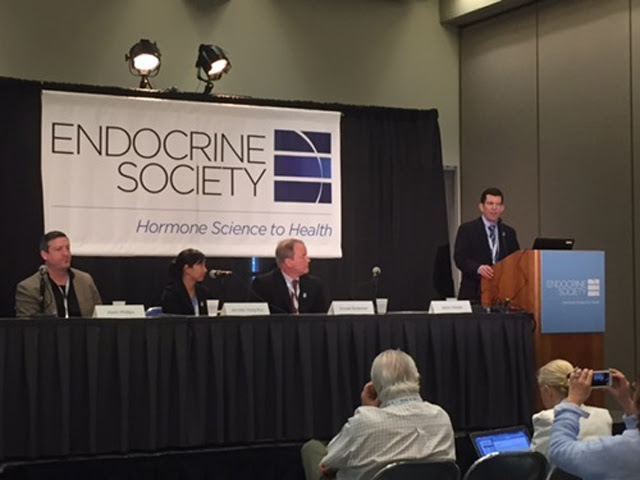 Four-day endocrine conference begins today