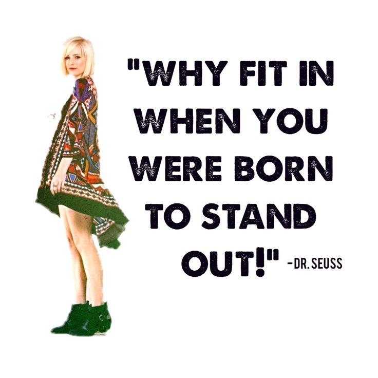 Quotes About Stand Out From The Crowd 25 Quotes