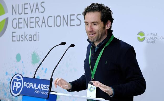 Borja Sémper, en una imagen de archivo./JOSE MARI LÓPEZ