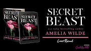 Cover Reveal: Secret Beast by Amelia Wilde