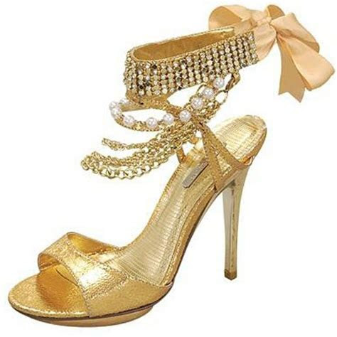 25  best ideas about Gold prom shoes on Pinterest