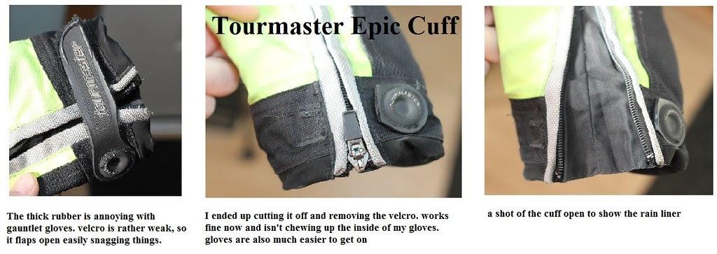 Tourmaster Epic Cuff