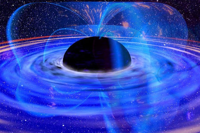 La singolarità al centro di un buco nero costituirebbe l'origine di un nuovo universo, diverso dal progenitore per i valori di alcuni parametri fondamentali.