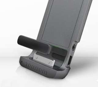 tomtom adapter for iphone 4