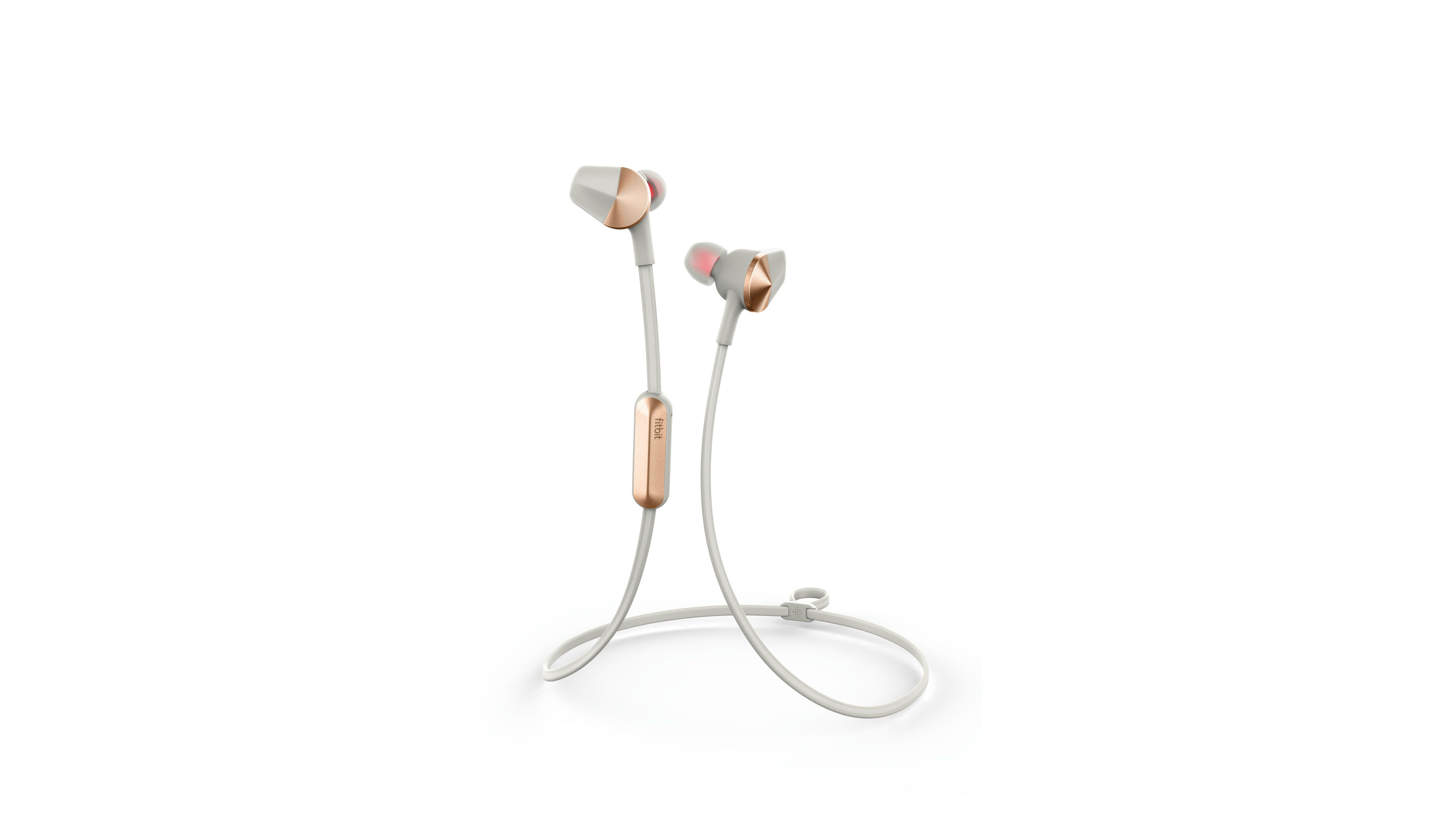 An image of the Fitbit Flyer headphones