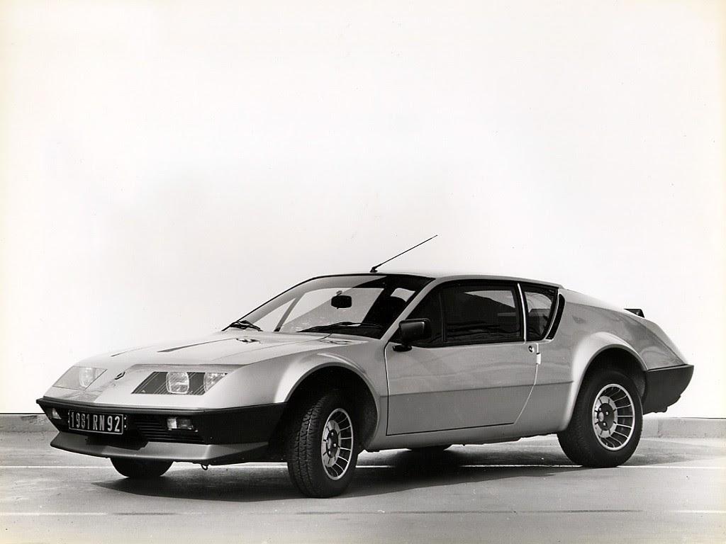 Renault Alpine A  1981