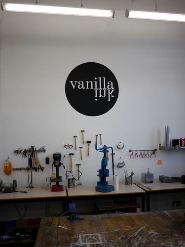 Vanilla Ink Studios, Dundee - 1