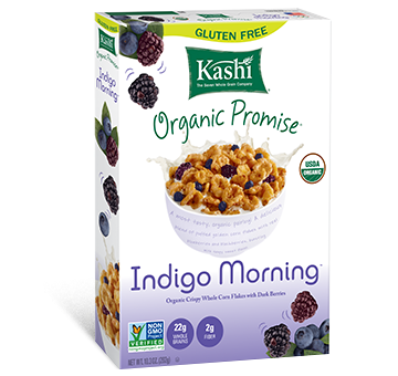 Kashi Simply Maize and Indigo Morning Now Gluten-Free ...