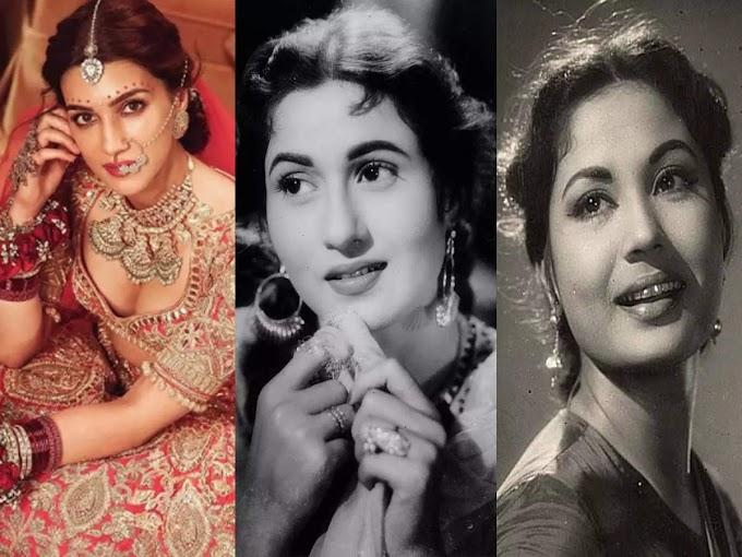 Kriti: Would love to play Madhubala, Meena Kumari