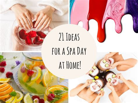 relax check   simple  ideas   spa
