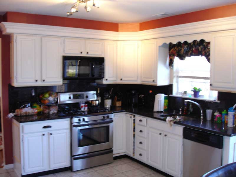 South Jersey Cabinet Refinishing - Carm Interiors
