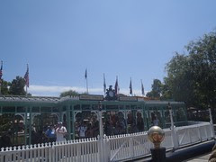 Mark Twain Riverboat Ride