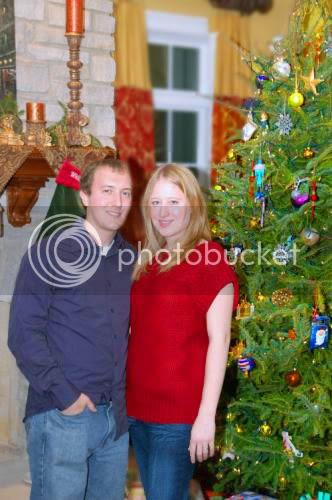 christmas 2009-joe and anna