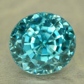 Brilliant Cut Gemstones