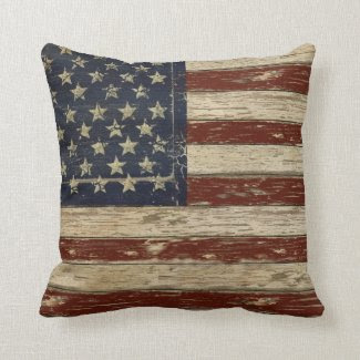 Old Glory Pillow