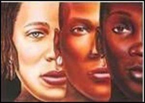 Negro demais para os brancos; branco demais para os negros