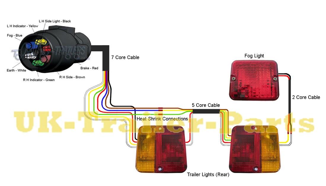 Towing Light Bar Wiring Diagram