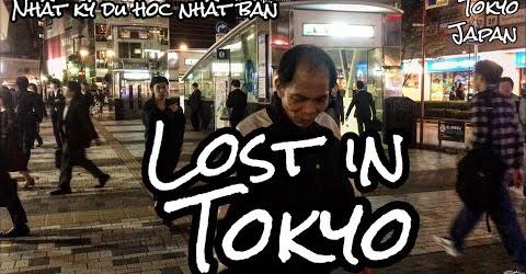 Lạc lối tại Tokyo với Bố