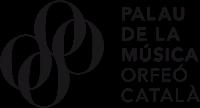 Logotip Palau de la Música Catalana