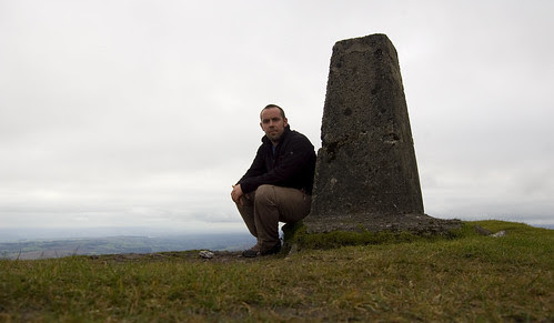 On Top of County Waterford (Knockmealdown)