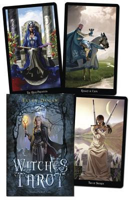 Witches Tarot Includes 78 Card Deck And Companion Book