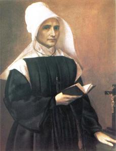 Bienheureuse Marie-Henriette Dominici, Sœur de Saint-Anne de la Providence († 1894)
