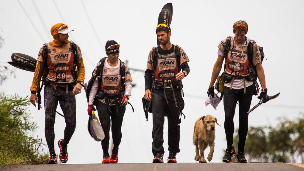 "Team Peak Performance says that after six days, they ""crossed the finish line with 5 members instead of 4 as the 12th top team in the world."""