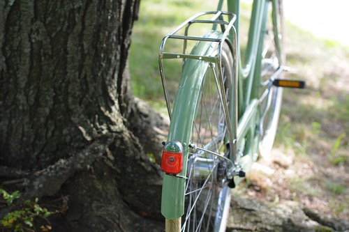 Bella Ciao Superba, Rear Rack, Tail Light
