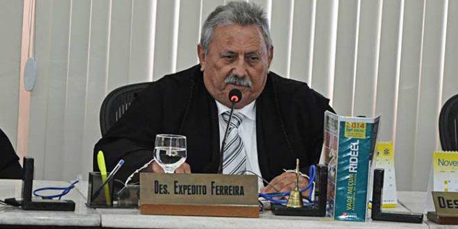 Resultado de imagem para desembargador Expedito Ferreira