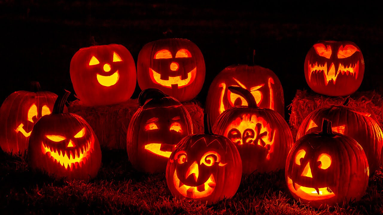 Jack Olanterns With An Artistic Twist Do Not Touch