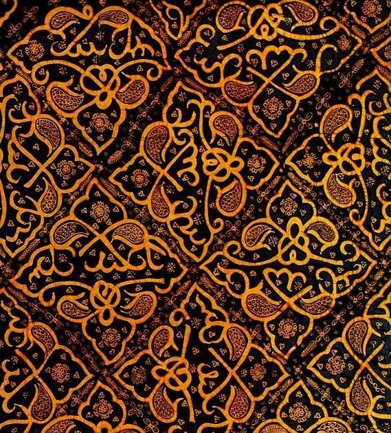 Motif Batik Daerah Sumatera Barat