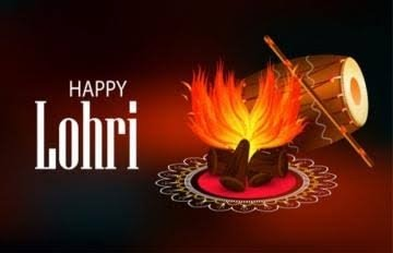 POPULAR FESTIVAL LOHRI ADVANCE WISHING YOU HAPPY LOHRI AND MAKAR SANKRANTI !!!