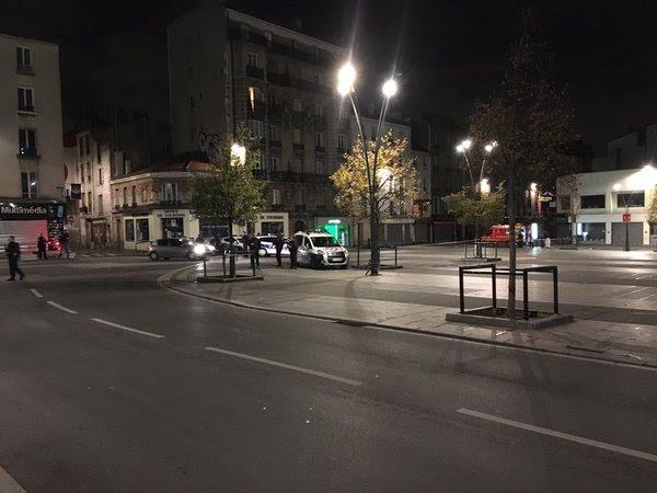 Hình ảnh (Cập nhật) Đang đấu súng truy bắt kẻ chủ mưu khủng bố Paris số 2
