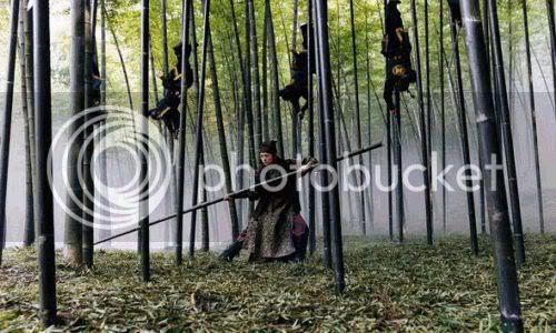 El bosque de bambu