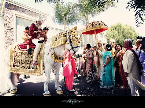 Baraat: A Celebration by the Groom's Family and Friends