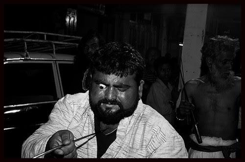 Neck Piercing The Rafaee Way - Chalak Ali by firoze shakir photographerno1