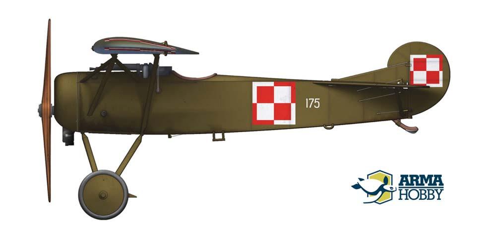 Polski Fokker E.V 175