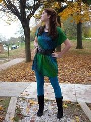 Nov 30 - colored tights