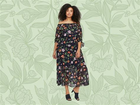 Plus Size Dresses: 32 To Wear To Summer Weddings   Chatelaine