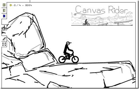 5.Canvas Rider