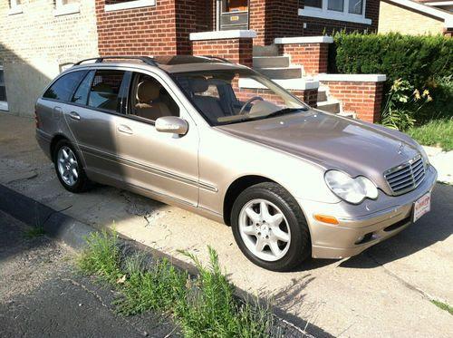 Purchase used 2002 Mercedes-Benz C320 Base Wagon 4-Door 3 ...