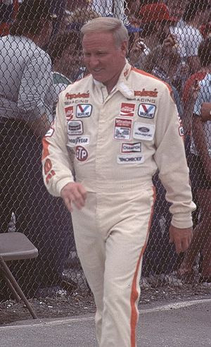 NASCAR champion Cale Yarborough. Photo by Ted ...