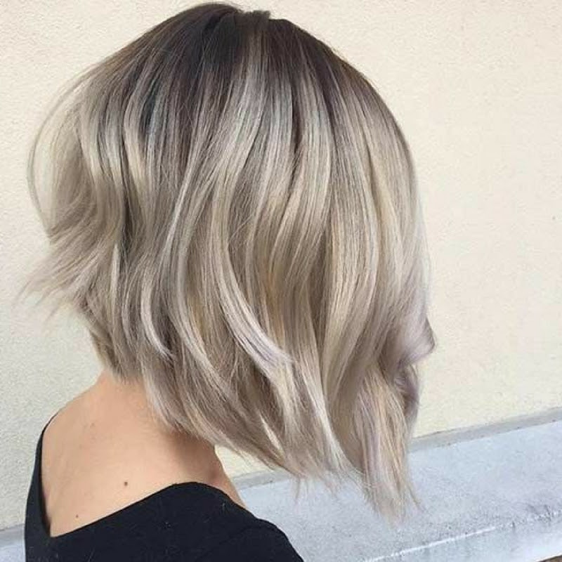 Hairstyles: Bob Hairstyles And Colours 2018