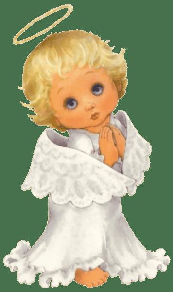 Un ángel Navideño