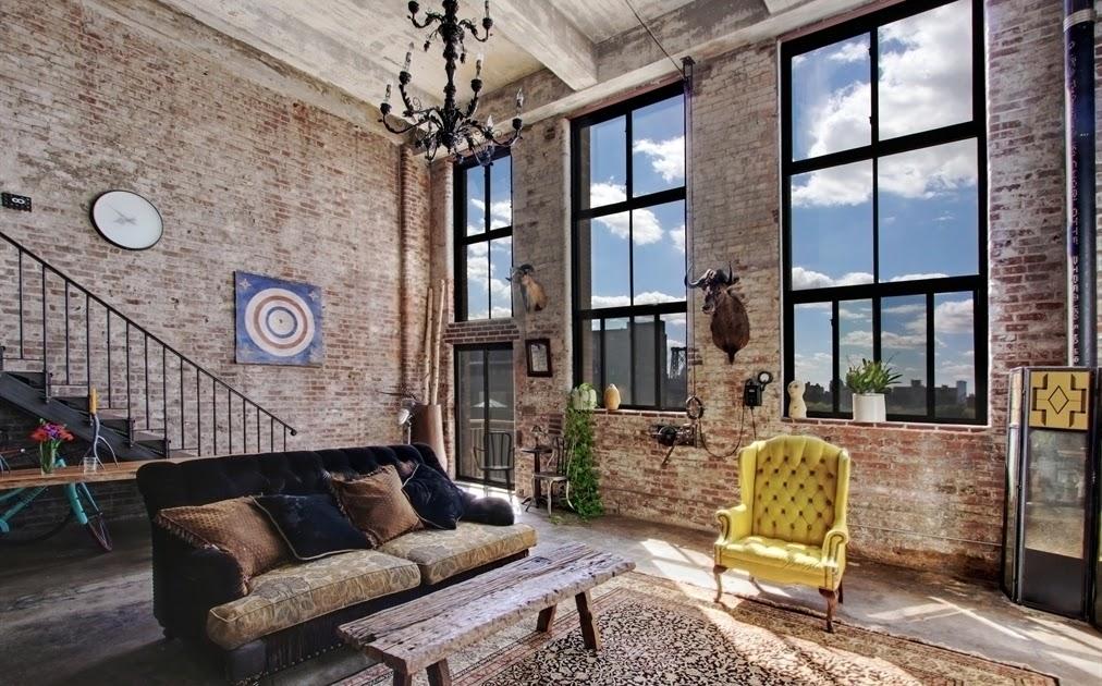 cheapmieledishwashers: 17 Images Warehouse Loft Apartment ...