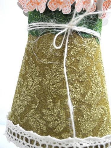 Mother Earth Skirt Detail