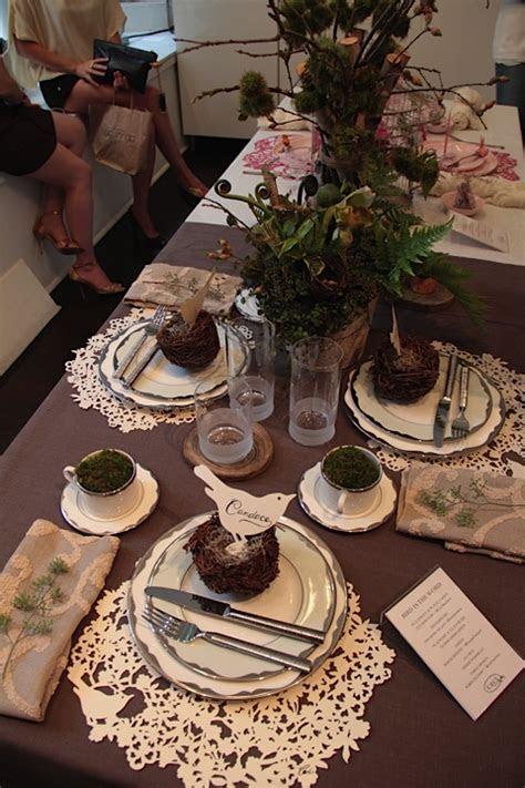 Woodland themed Wedding Reception Table   Prop Closet